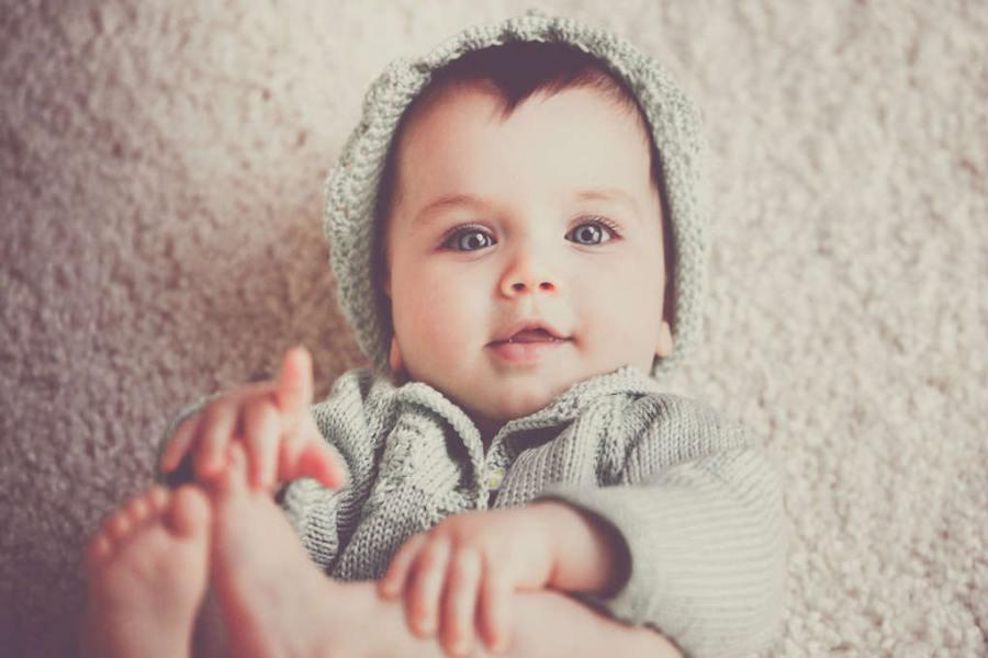 unisex baby names lead
