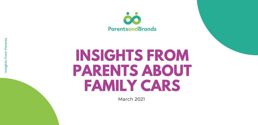 family cars insights from parents