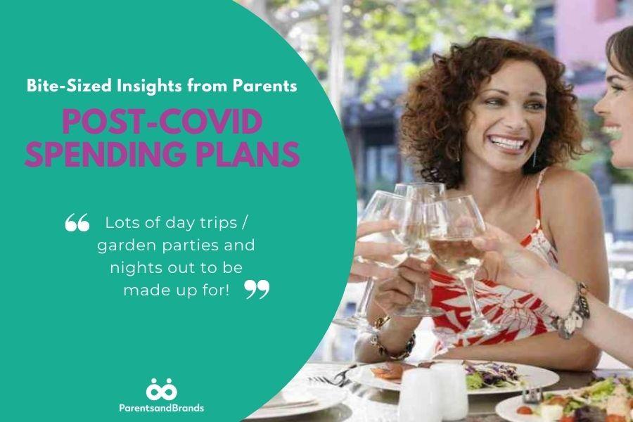 Family spending post Covid
