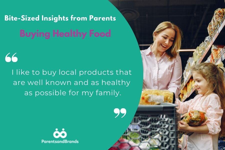 healthy food insights