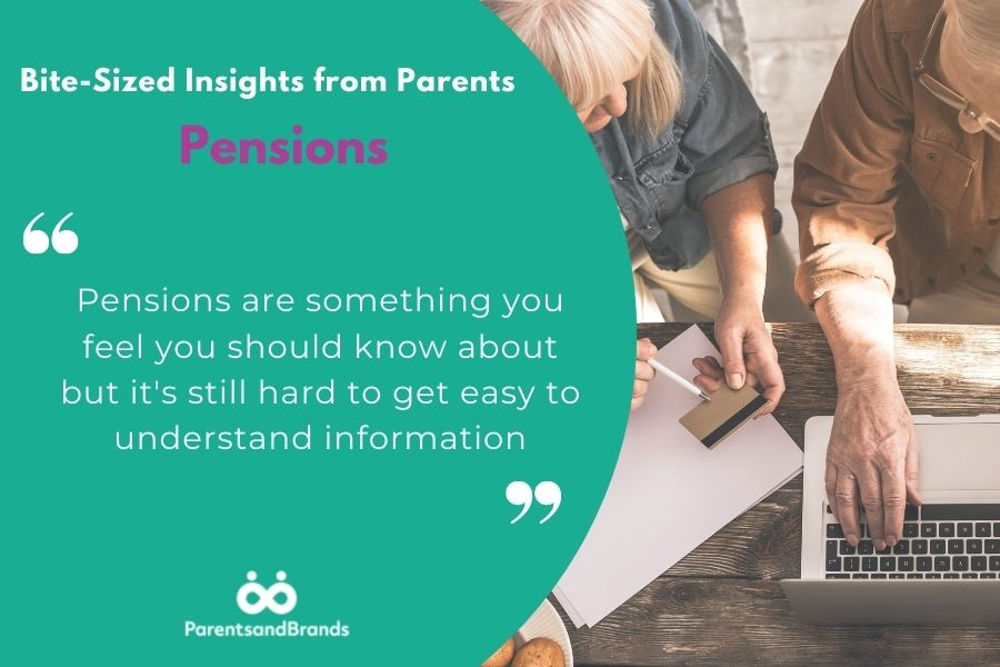 Bite Sized Insights Pensions